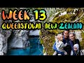 BEST of New Zealand!! Glow Worms, Bungee Jumping, Milford Sound!! /// WEEK 13 : New Zealand
