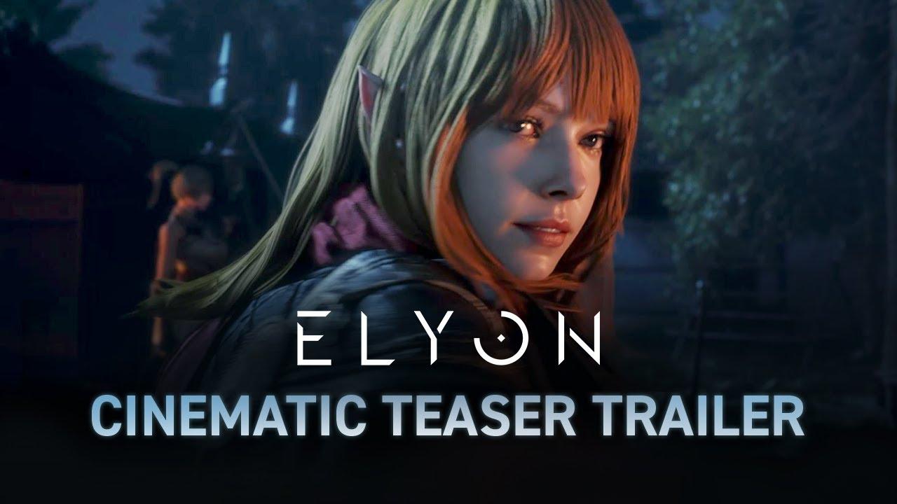 Elyon Cinematic Teaser Trailer (EN)