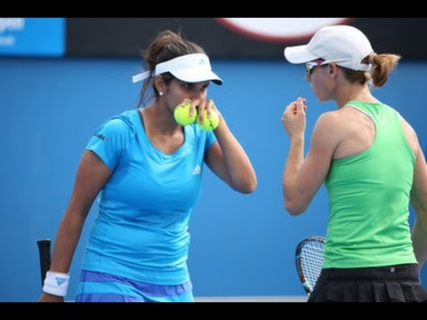 Sania Mirza and Cara Black pair Out in Second round -Cincinnati open