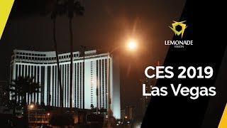 Lemonade Vision at Consumer Electronics Show in Fabolous Las Vegas