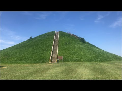 I'm The King Of The Mound!! - Visiting The Miamisburg Mound & Cold War Discovery Center