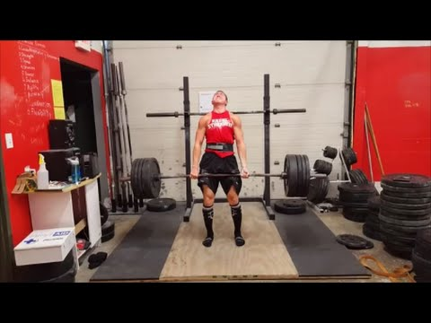 how to get a 405 deadlift