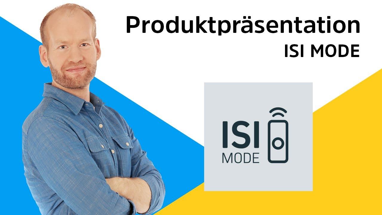 Video: ISI MODE | So funktioniert die ganz einfache Bedienung von Smart-TVs und Receivern | TechniSat