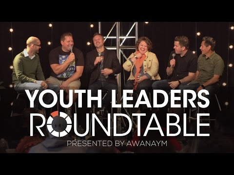 Youth Leader's Round Table - Chicago 2017