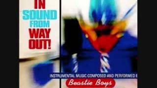 Beastie Boys - 13 Drinkin' Wine