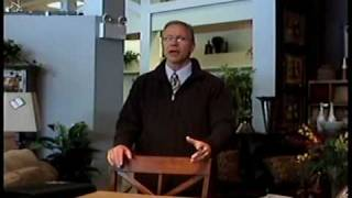Bar Stools / Furniture Country Sales Training With Randy Shindle- -bar Stools