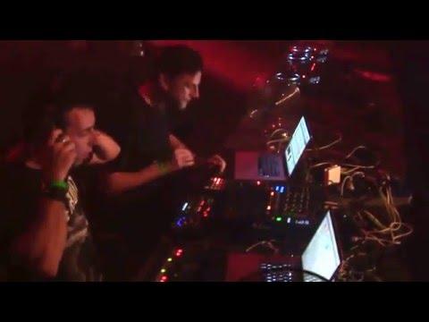 The Advent & Industrialyzer   live at Chateau Techno  La Fabrique Amsterdam   1080p HD   21 nov 2015