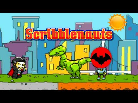 Scribblenauts | Wrecking A Birthday Party With A Clown
