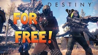 HOW TO GET DESṪINY FOR FREE! How to get Destiny and The Taken King DLC