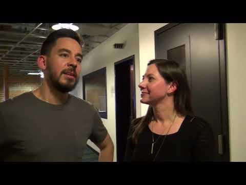 Mike Shinoda and Anna Shinoda Loveline High Five rus sub русские субтитры