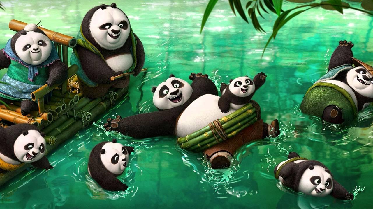 Kung Fu Panda 3 Film Completo Italiano Parte 3 Di 8 Youtube