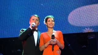 Екатерина Климова и Игорь Петренко. Концерт в Муроме.mpg