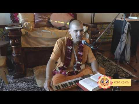 Бхагавад Гита 9.3 - Бхакти Расаяна Сагара Свами