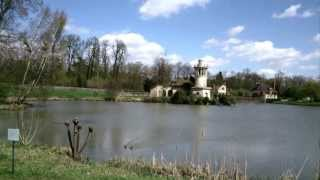 プチ トリアノン フランス式庭園 マリー アントワネット
