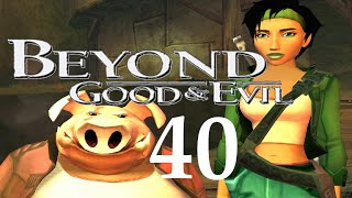 Let's Play Beyond Good & Evil Part 40 - The Beluga Codes