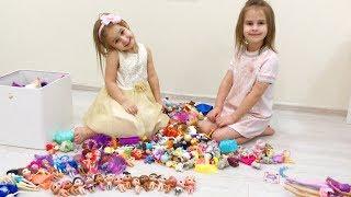 Делимся ЧЕЛЛЕНДЖ ! Share Toys CHALLENGE !