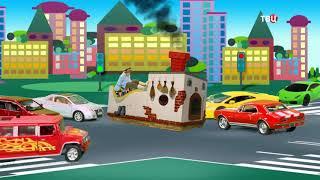 Пам'ятаємо правила дорожнього руху! АБВГДейка