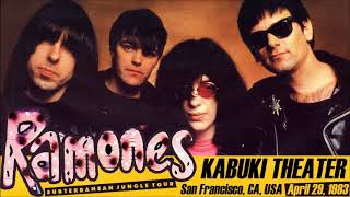 Ramones - kabuki Theater (San Francisco, USA 29/04/1983)