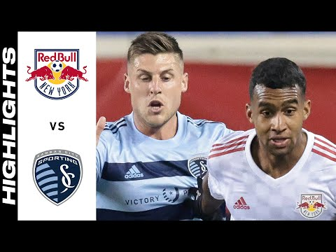 HIGHLIGHTS: New York Red Bulls vs. Sporting Kansas City | April 17, 2021