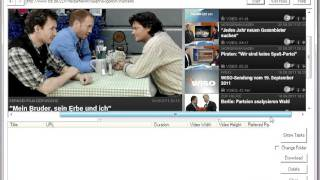 Download aus der ZDF-Mediathek mit StreamTransport