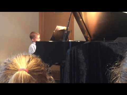 Spring Piano Recital 2016