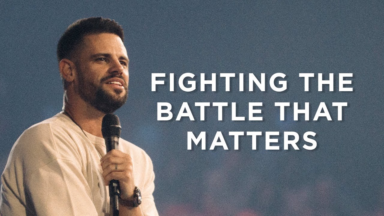 Fighting the Battle that Matters