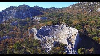 Termessos Drone Flight