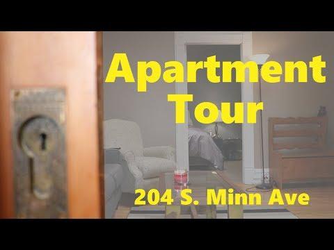 Apartment Tour: 204 S. Minnesota Ave; St Peter, MN