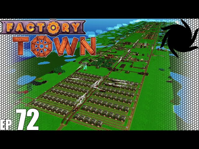 Factory Town Grand Station - 72 - Coal Problems and Mana Brick