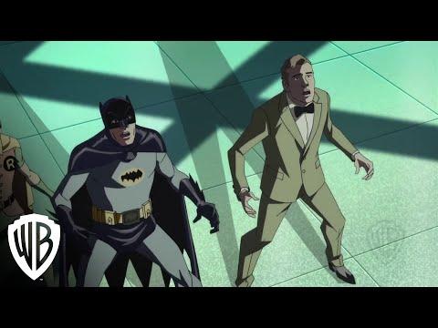 Batman vs. Two-Face clip: Experiment Goes Awry