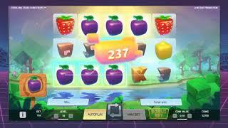 Legalne POLSKIE kasyno/Jak wygrac w kasyno online? SLOT CUBIC FRUITS