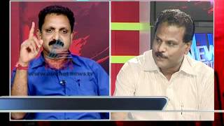 'Green Blouse Controversy'-Asianet News Hour 3,July 2012 Part 2
