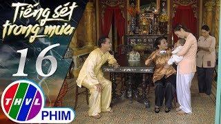 THVL | Tiếng sét trong mưa - Tập 16[2]: Bà Hội ân cần chăm sóc cháu nội khiến Hai Sáng không vui