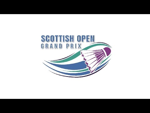 Round 32 - Scottish Open Badminton Championships 2016 - [Multi Courts] Part 1