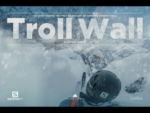 Troll Wall by Kilian Jornet | Salomon TV