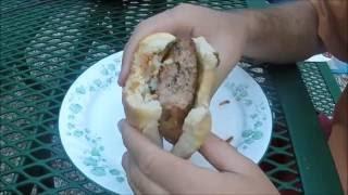RV Cooking - Cuban Style Burgers (Frita - sorta)