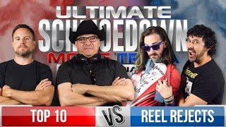 Top 10 VS Reel Rejects - Ultimate Schmoedown Movie Trivia Team Tournament - Round 1