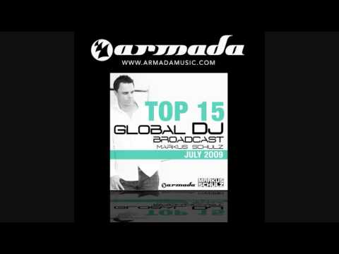 Markus Schulz Global DJ Broadcast Top 15 - July 2009