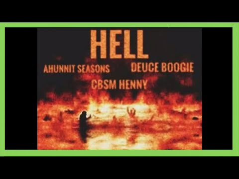 "Ahunnit Seasons x CBSM Henny x Deuce Boogie - ""Hell"" - Bank Rose Radio"