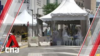 Mandatory quarantine at hotels or government centres for those entering Malaysia