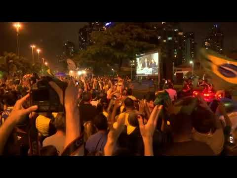 Celebrations, concerns as Brazil elects president