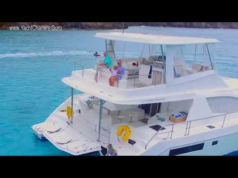 Wildcat Too- Power Catamaran Charters in the Virgin Islands