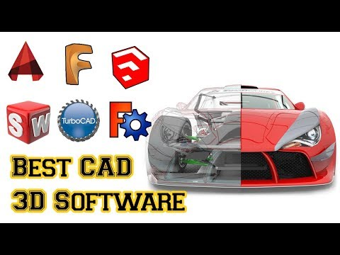 Best CAD Software For Beginners