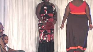Plus Size Fashion Show