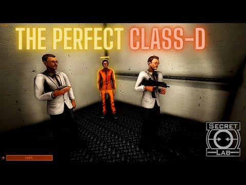 SCP: Secret Laboratory The Perfect Class-D Personnel
