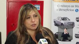 Jornal Acontece - Lei Cartazes PCD em concessionárias