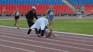 Первенство России среди молодежи в беге на 10000м