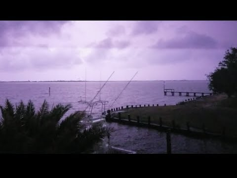 Tropical Update #5 Atlantic Basin Gulf of Mexico Thunderstorm Storm Center Dauphin Island Alabama