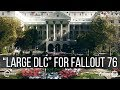 Fallout 76: Large and Free DLC Details, Multiple Characters, Not a PvP Game - FZ.se Interview Recap