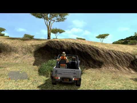 Afrika (PS3) gameplay